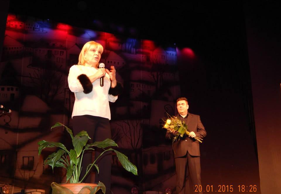 """Cultura gălăţeană – distinsă cu premiul special """"Je suis Charlie"""""""