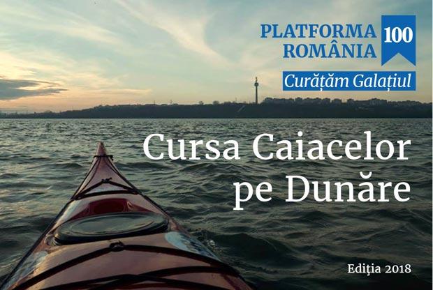 Cursa Caiacelor pe Dunăre