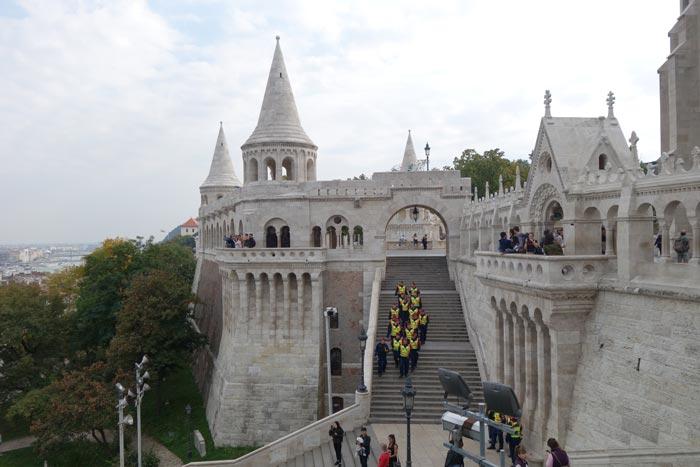 Bastionul pescarilor - Budapesta - Între noi fie vorba - Ana Elisabeta Beliu