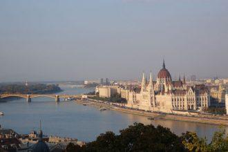 Budapesta la început de octombrie