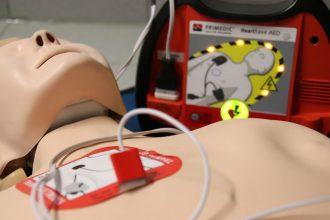 Cursuri de prim ajutor la Crucea Roșie - despre a putea salva sau nu vieți