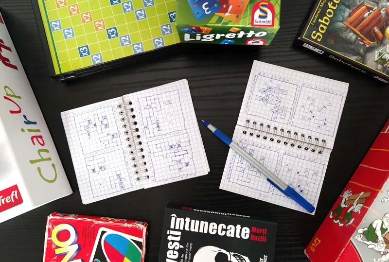 Uite câteva jocuri pentru acasă, de omorât timpul rămas din izolare
